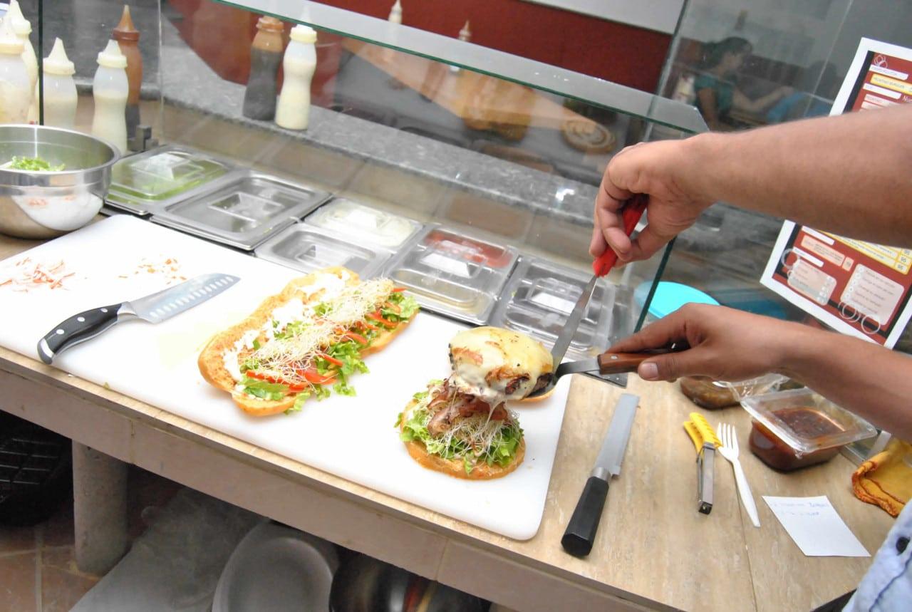 Comida rápida como idea de negocios