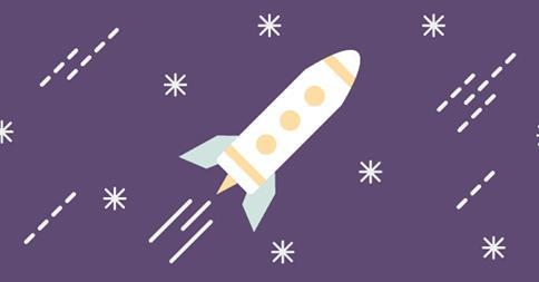 Social network El cohete de las startup
