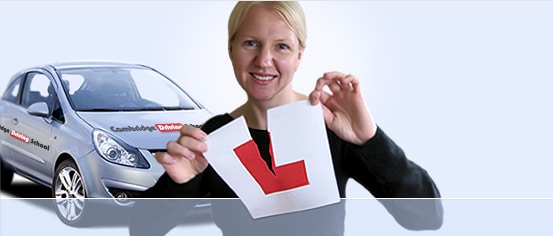 Permiso de conducir como objetivo: un negocio