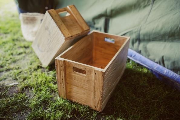 Tableros de madera para construir el éxito
