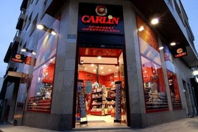Papelería Carlin: líder en material para oficina