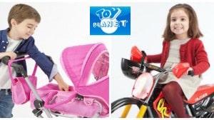 """Toy Planet enseña a cambiar """"Me gusta"""" por dinero"""