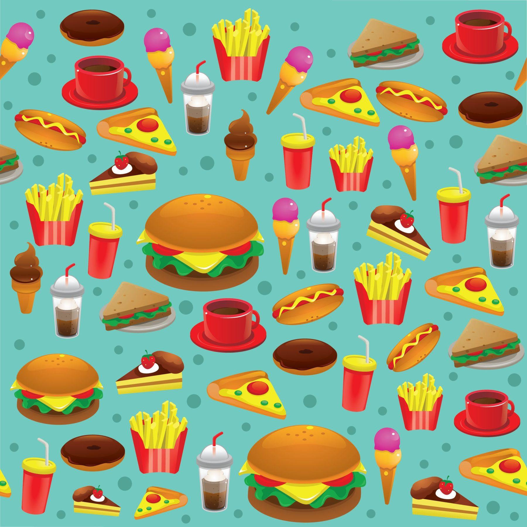 colore para negocios de comida