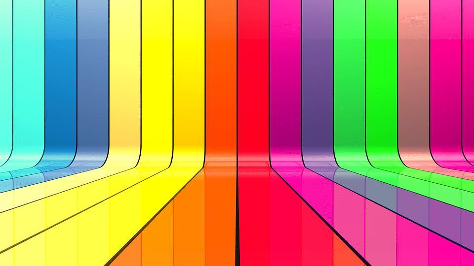 Colores para tiendas de abarrotes.