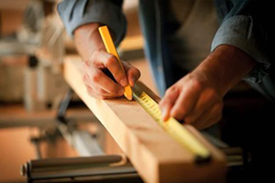 negocio de madera