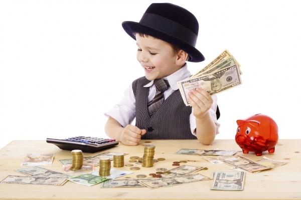 Cómo ganar dinero siendo niño