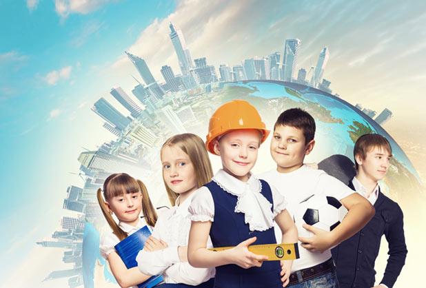 Proyecto de emprendimiento para niños
