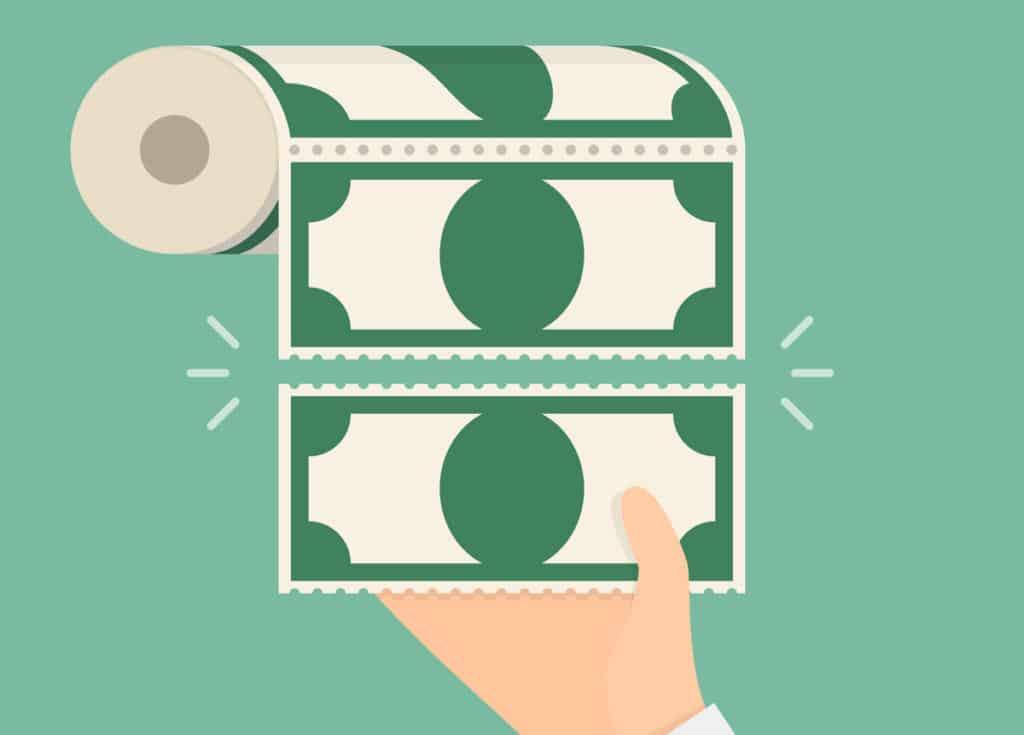 Invertir dinero: cuidado con la inflación