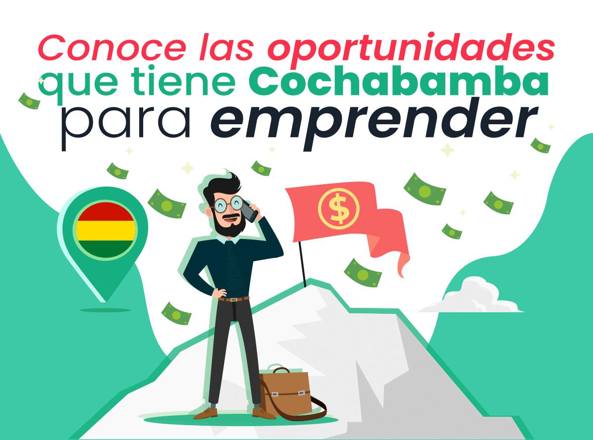 Negocios rentables en Cochabamba, Bolivia. Oportunos