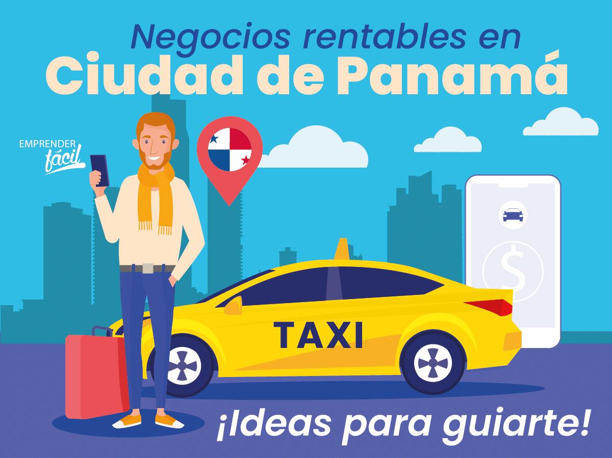 Negocios rentables en Ciudad de Panamá. Ideas con soporte